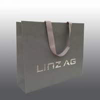 Customized medium paper bag