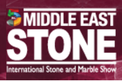 2017 Middle East Stone,  Marble and Ceramic Show, logo