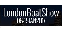 London Boat Show 2017, logo