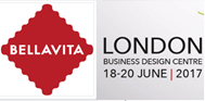 Bellavita Expo - London 2017, logo
