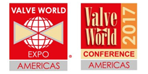 Valve World Americas Expo & Conference 2017,George R. Brown Convention Center logo