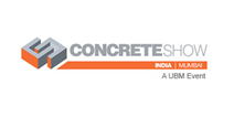 Concrete Show India 2017, logo