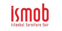 ismob - istanbul furniture fair, logo