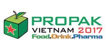 PROPAK VIETNAM 2017, logo
