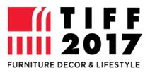 TIFF 2017 - Thailand International Furniture Fair, logo