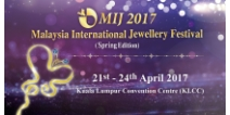 Malaysia International Jewellery Festival 2017 (Spring Edition), logo