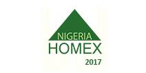 HOMEX NIGERIA 2017, logo