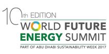 WORLD FUTURE ENERGY SUMMIT 2017