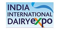 IIDE 2017 - India International Dairy Expo, logo