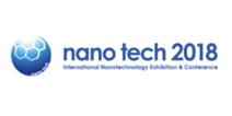 NANO TECH 2018, logo
