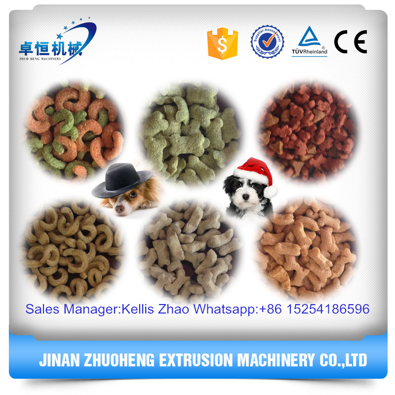 Dog Food Extruder Production Line - Jinan Zhuoheng Extrusion