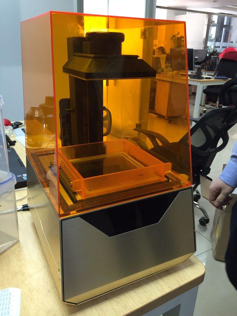 Europe Jewelry 3d printe Jewelry Wax Models Maker DLP 3D Printer