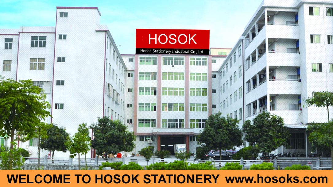 Hosok Stationery Industrial Co., Ltd logo
