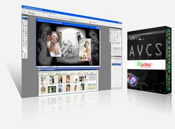 AVCS SYSTEMS INDIA logo