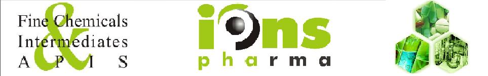 IONS PHARMA logo