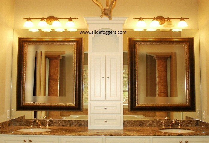 Main Image. NRG Mirror Defogger Limited Company   NRG bathroom mirror demister