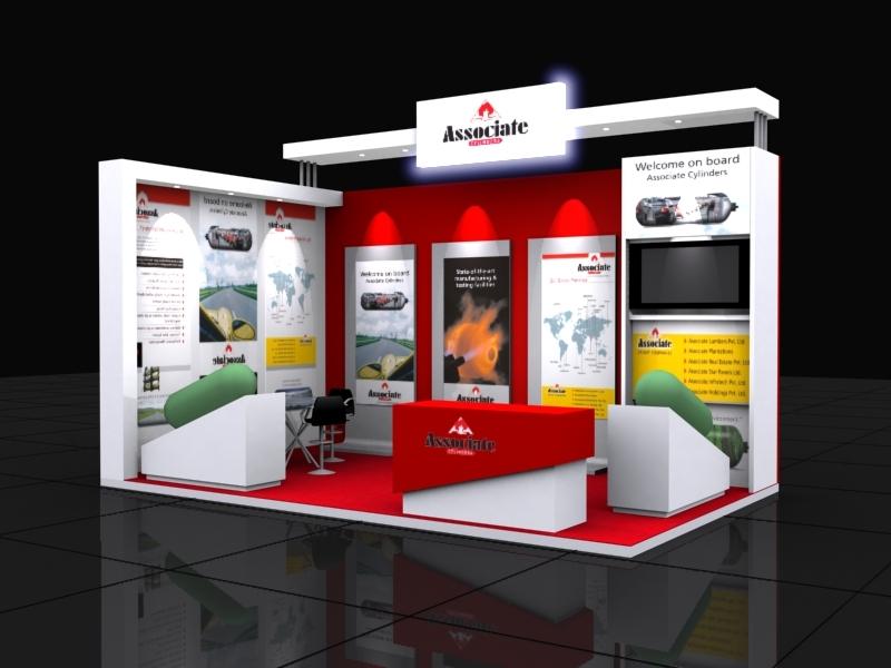 Exhibition Stall Design Octanorm : Legend expoevents private limited event management