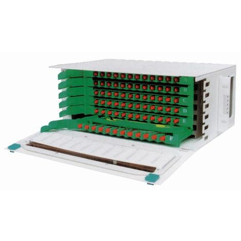 Optical Distribution Frames,Fiber Optic Distribution Frames,Rack Mount Splice Distribution Enclosure