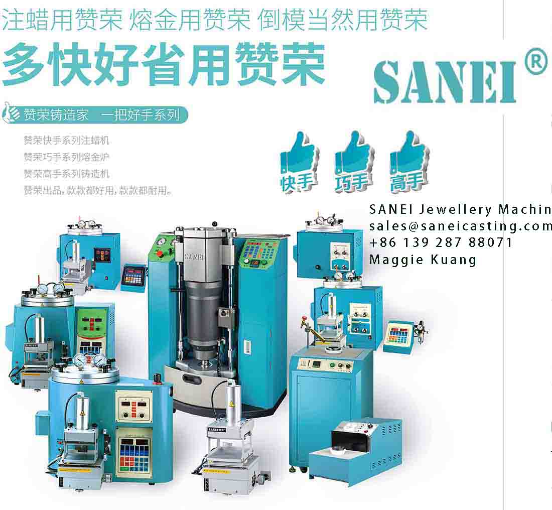 Jewelry Making Machinery, Machines For Jewellery Production