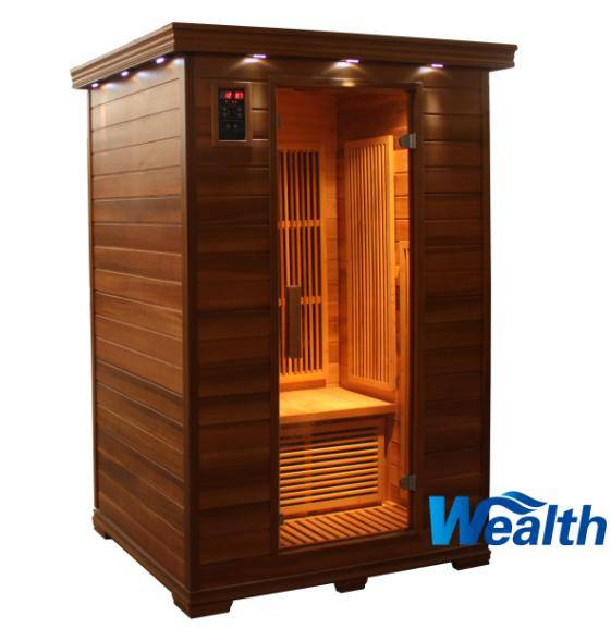 Far Infrared Sauna Negative Ion Detox Portable box