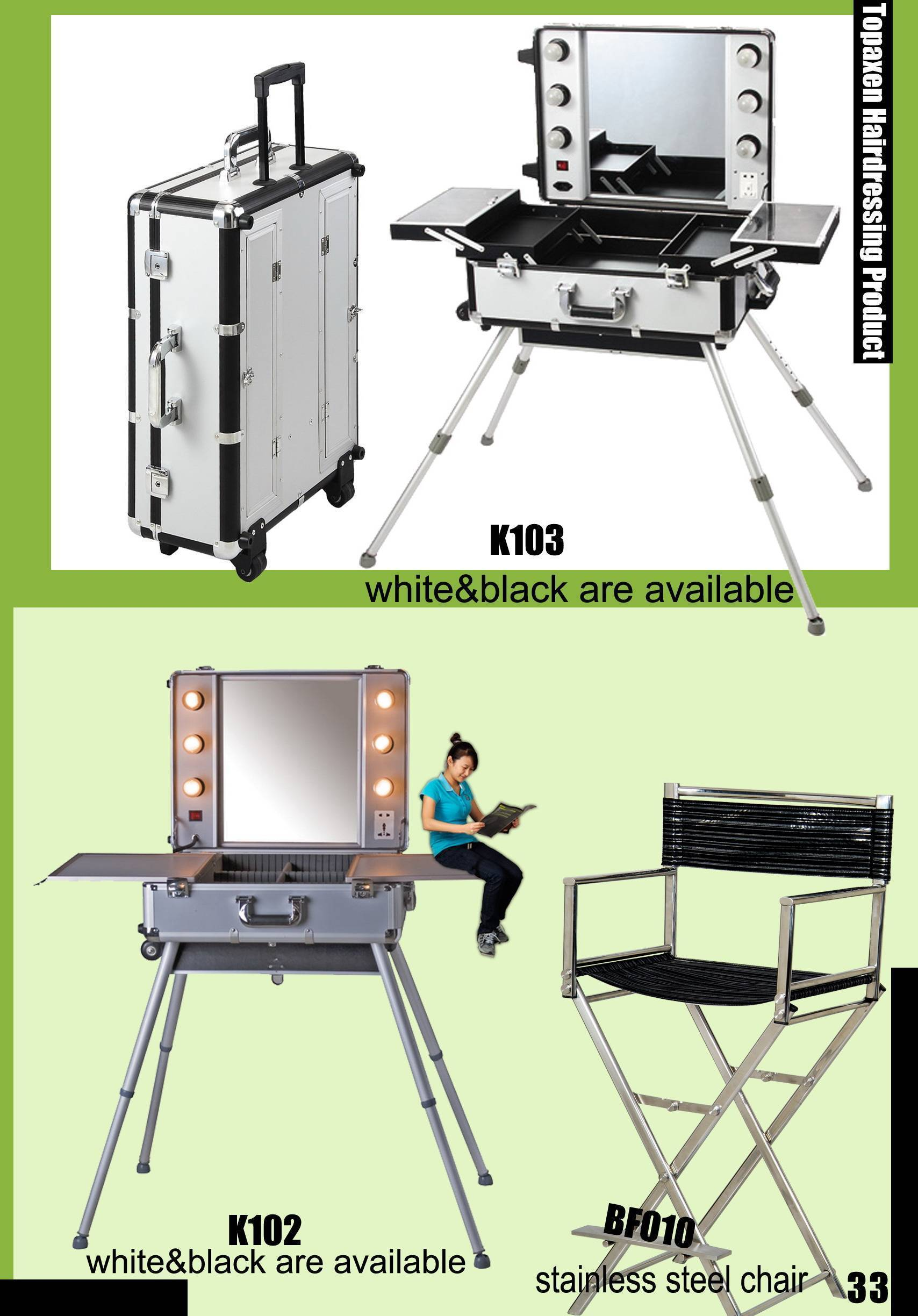 Portable Make Up Table And Chairs Er Importer Ecplaza