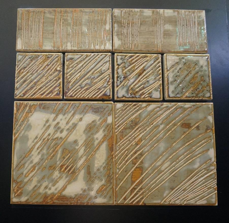 Custom ceramic tile