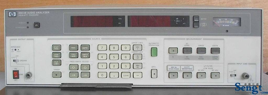Want to Buy Agilent/HP 8903B