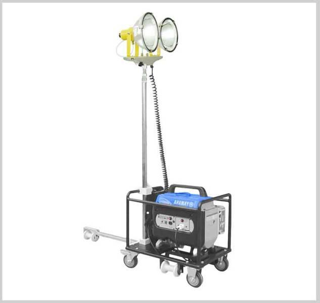 Portable Light Tower Manufacturer, Supplier & Exporter
