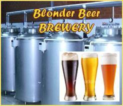Microbrewery, minibrewery + technology and recipes