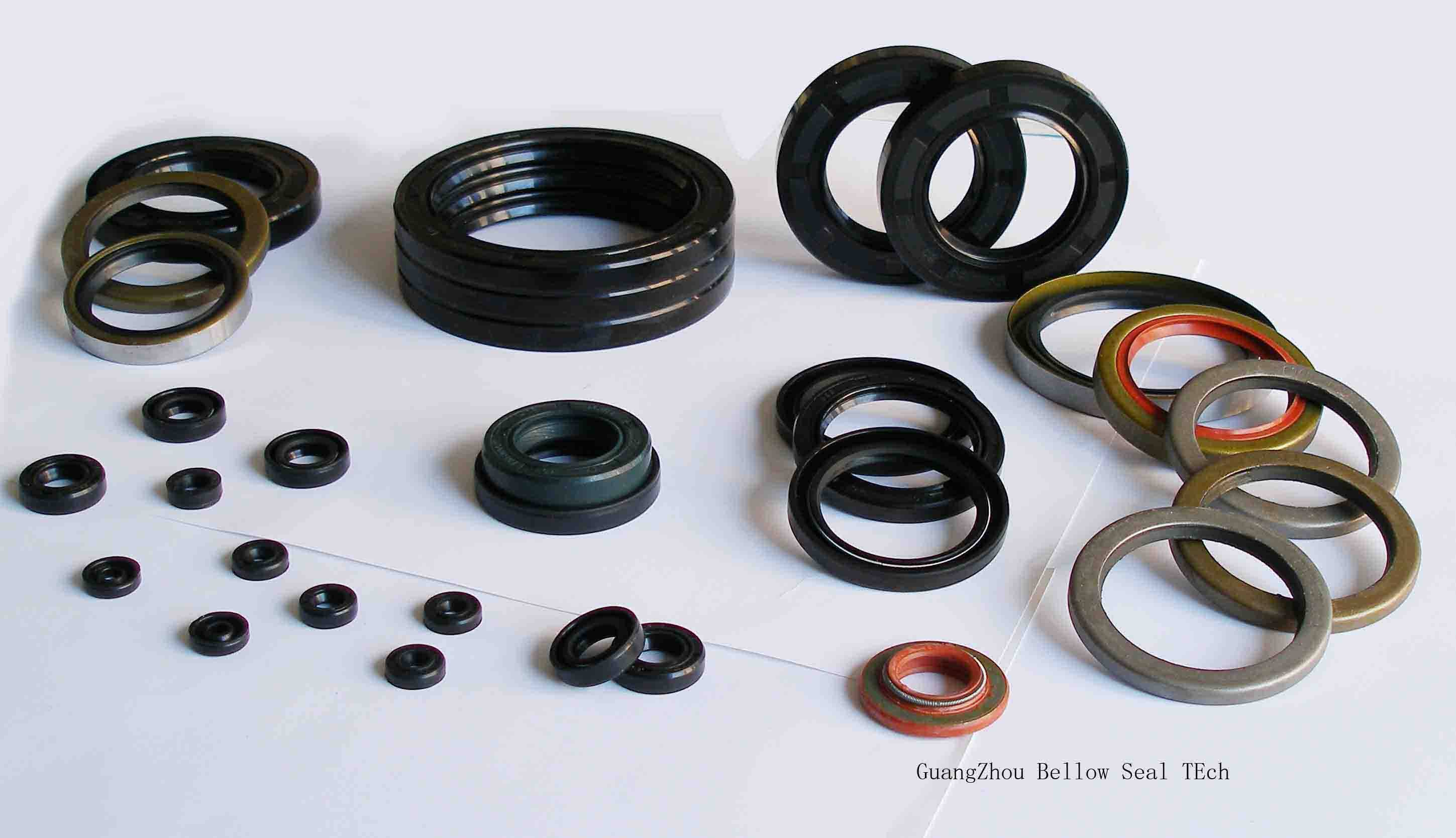 Oil seal rubber sealing auto parts hydraulic