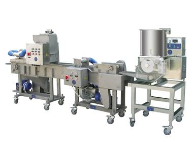 Chicken nugget Production line(small type)