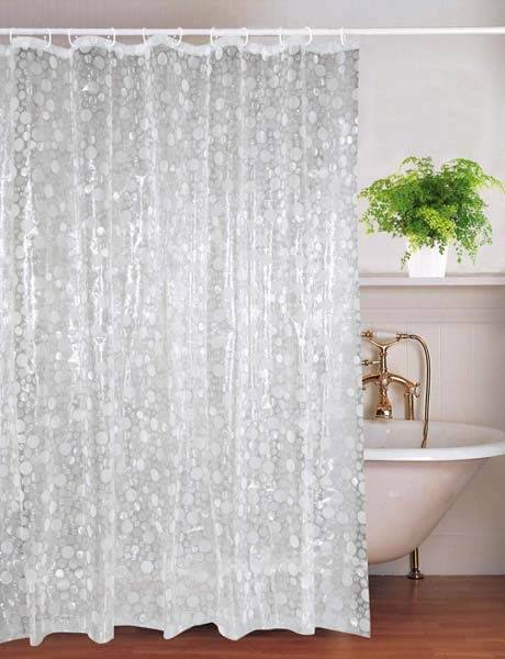 Home goods shower curtain