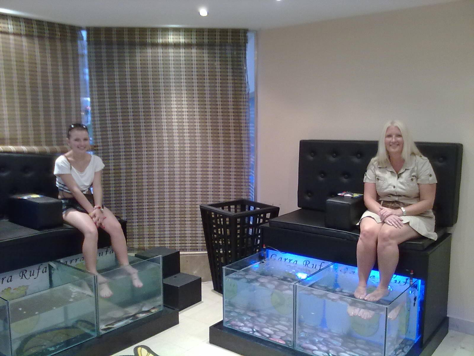 Foot Massager--Doctor Fish Foot Spa
