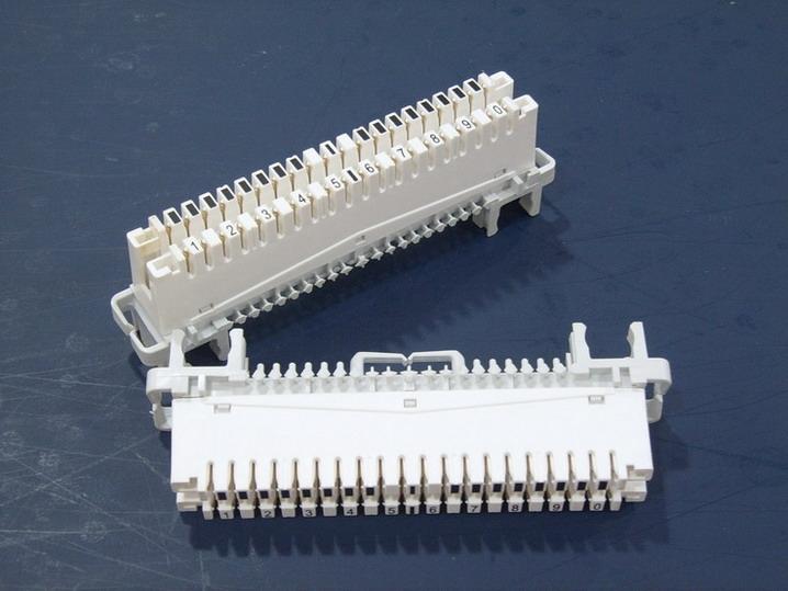 10 Pair Disconnection Module,LSA PLUS Disconnection Module