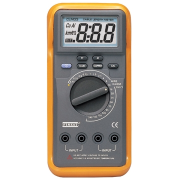 Clm33 Cable Length Meter Fine Instruments Corporation