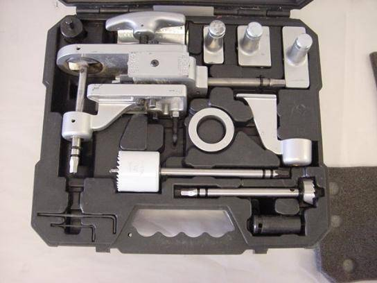 Kwikset 138 Pro Door Lock Installation Jig Kit Buyer