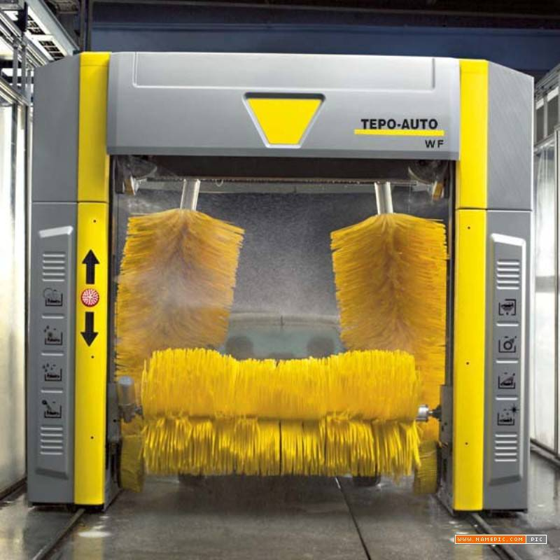 Car Wash Equipment Manufacturers Europe