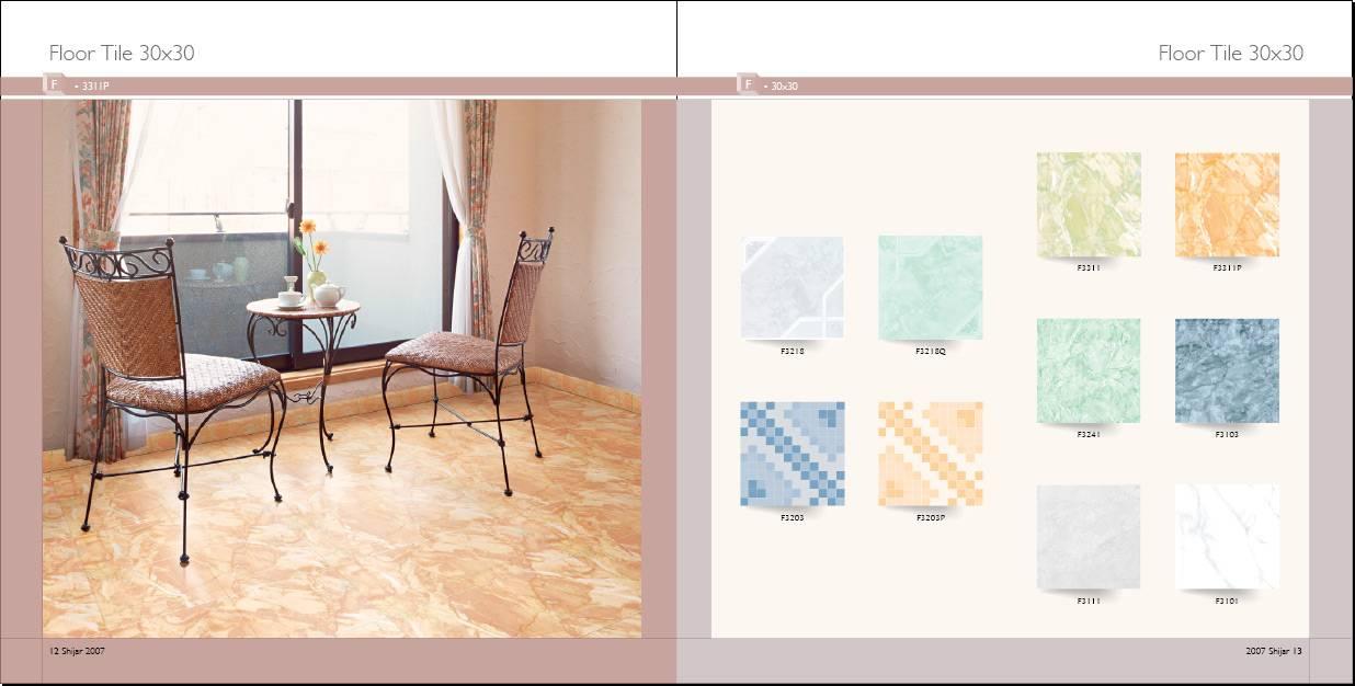 Price for ceramic tile