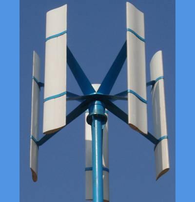Вертикального ветрогенератора своими руками
