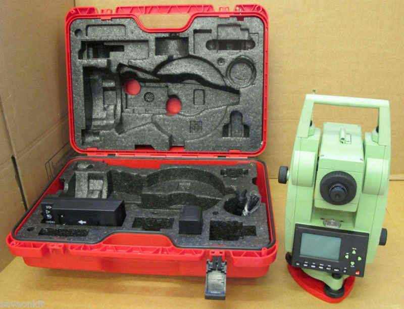 Leica Tc 307 Total Station With 7angle Accuracy Manufacturer  Supplier  U0026 Exporter