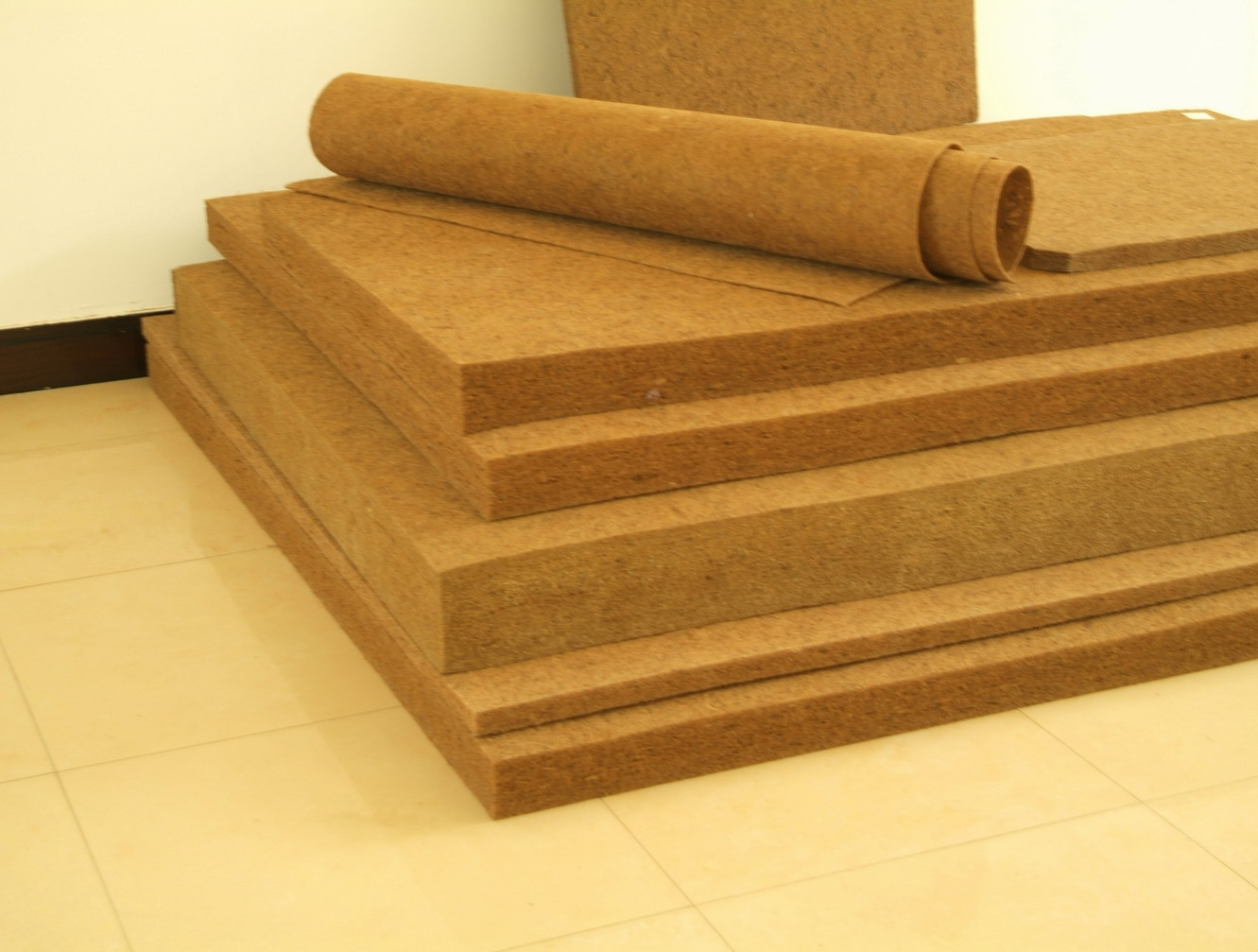 Rubberised Coir Mattresses Foam Memory Mattresses Latex