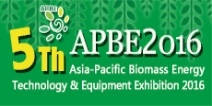 APBE 2016 - Asia-Pacific Biomass Energy Technology & Equipment Exhibition