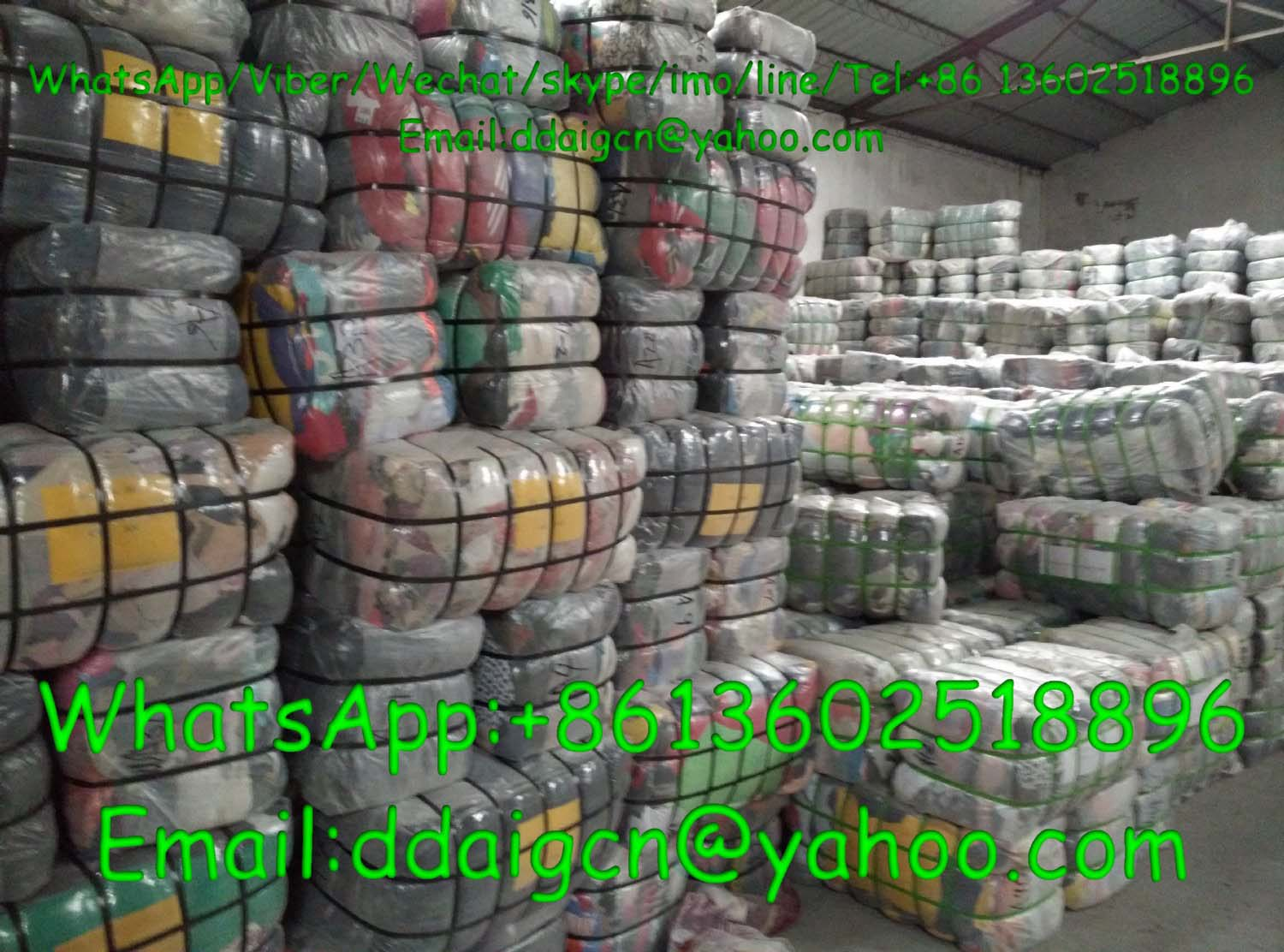 Second Hand Clothing Bales