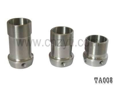 Rotatable tube adaptor