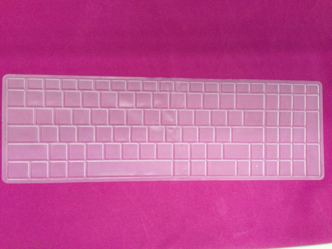 clear silicon General desktop keyboard cover