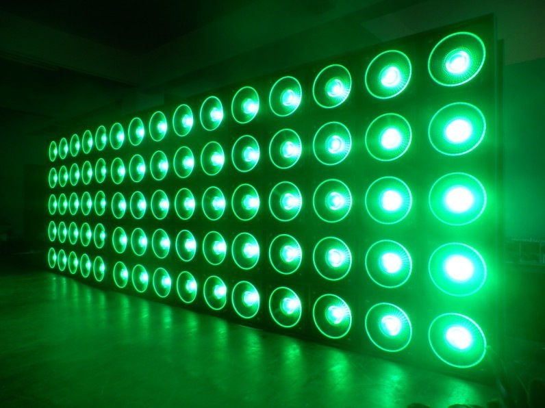 2530w led stage bar light led matrix light