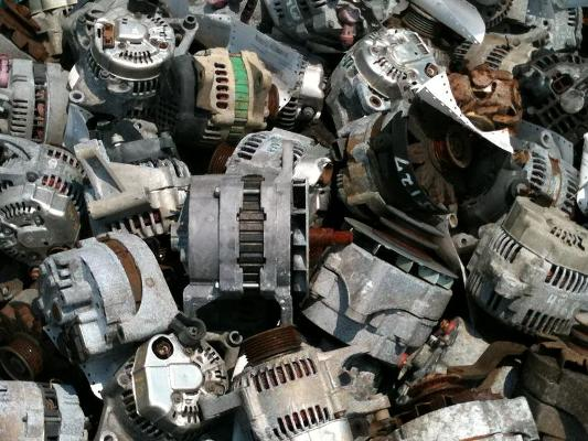 Electric motor scrap smc technologies sdn bhd for Electric motor recycling machine