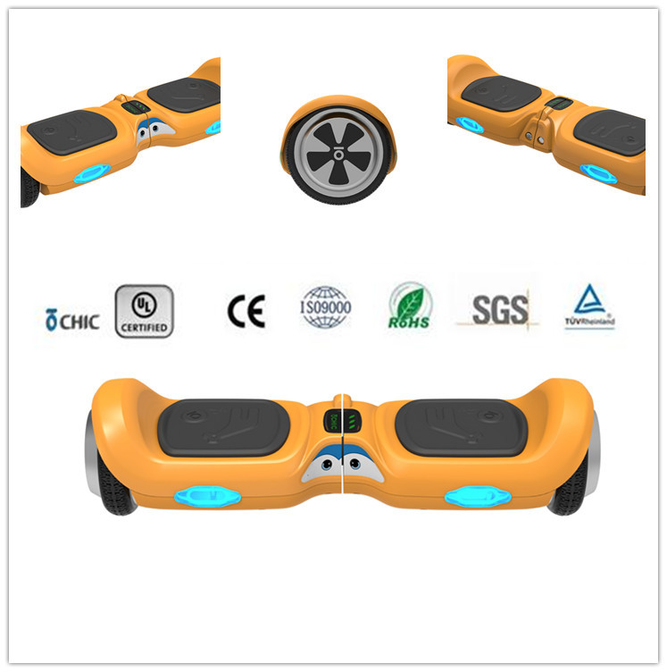 High quality two wheels electric Kid self balancing scooter smart hover board electric scooter