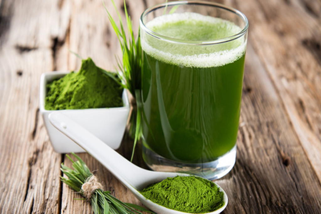 Pure Barley Grass juice Powder
