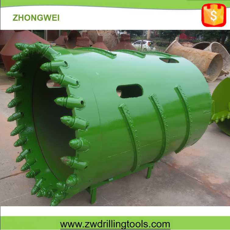 Factory Price Rotary Core Barrel Drilling Bucket